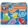 Orchard Toys Dinosaurs 2 Piece Puzzle