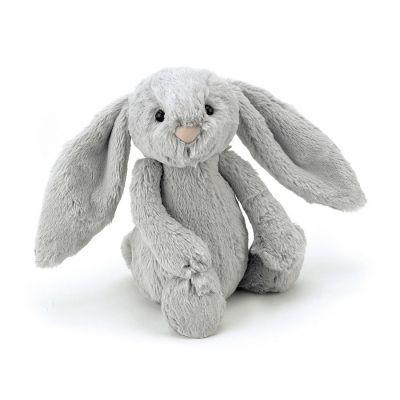Jellycat Bashful Bunny Small-Grey