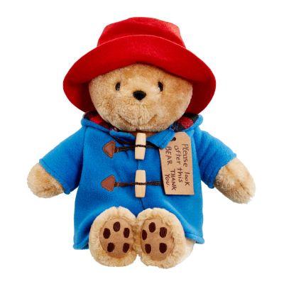 Classic Cuddly Paddington Bear