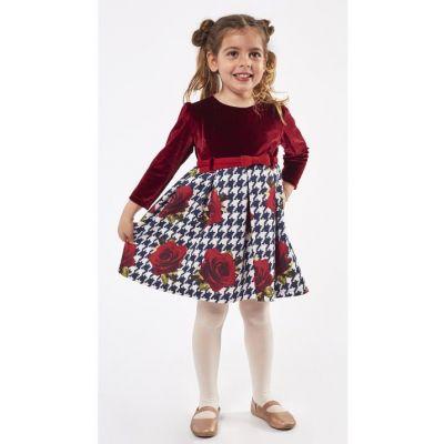 Ebita Rose Red Dress
