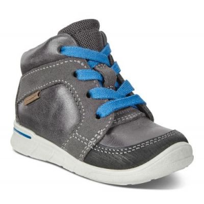 Ecco Boys Grey Boot 75423150871