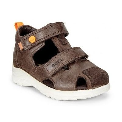 Ecco Boys Brown Sandal 75186158877
