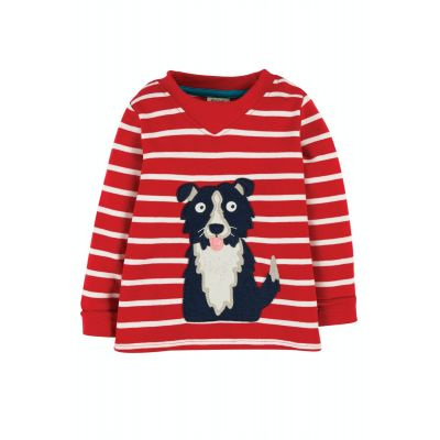 Frugi Easy on Dog Top TTA018