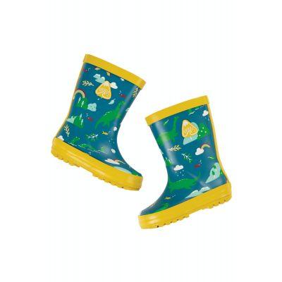 Frugi Nessie Wellie Boots WEA001