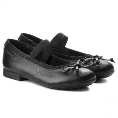 Geox Girls Plie Ballerina J3455B 00043 C9997