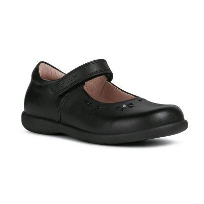 Geox Naimara Leather Shoe  J16FHA 00043 C9999