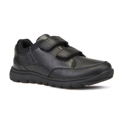 Geox Boys School Shoe Xunday J743NB 043BC C9999