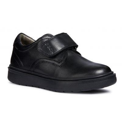 Geox Boys School Shoe Riddock J847SG 00043 C9999