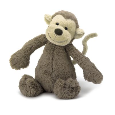Jellycat Bashful Monkey (Small)