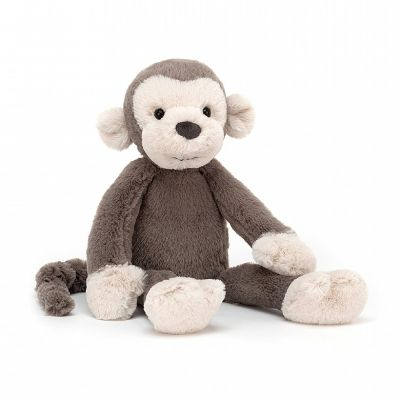 Jellycat Brodie Monkey Small