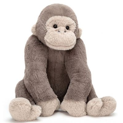 Jellycat Gregory Gorilla (Small)
