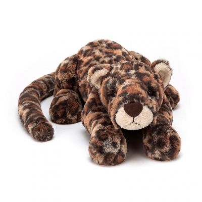 Jellycat Livi Leopard (Little)