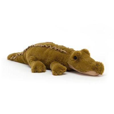 Jellycat Lollibob Caiman Crocodile