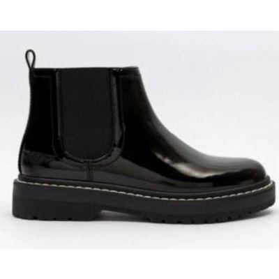 Lelli Kelly Ruth Patent Chelsea Boots LK5552