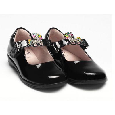 Lelli Kelly Bonnie Unicorn Shoes LK8311 (F Fit)