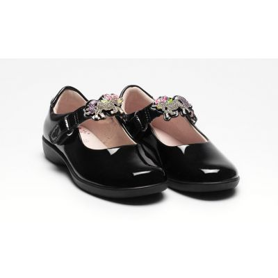 Lelli Kelly Girls Blossom School Shoes LK8342 (G Fit)