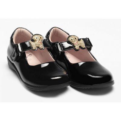 Lelli Kelly Poppy School Shoes LK8317 (F Fit)