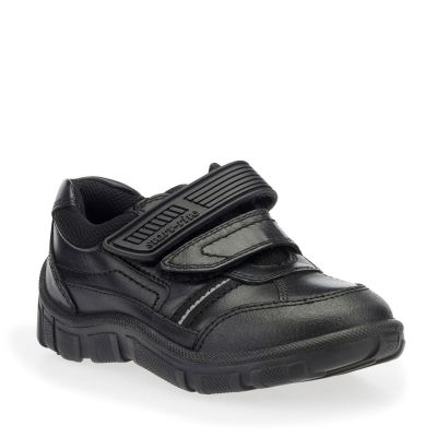 Start Rite Boys Luke School Shoes