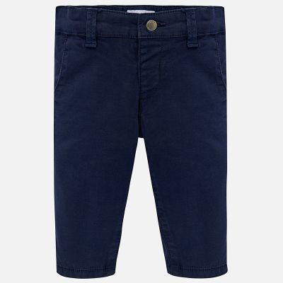 Mayoral Boys Toddler Twill Trousers 522