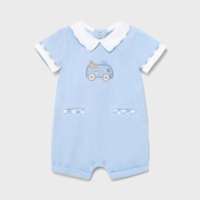 Mayoral Baby Boys Blue Shortie 1623