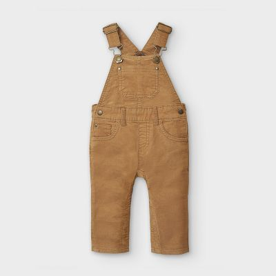 Mayoral Baby Boys Cord Dungarees 2656