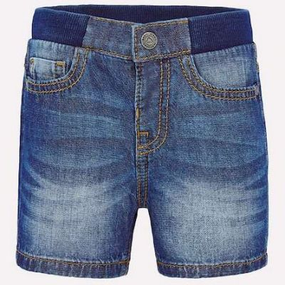 Mayoral Baby Boys Denim Shorts 203