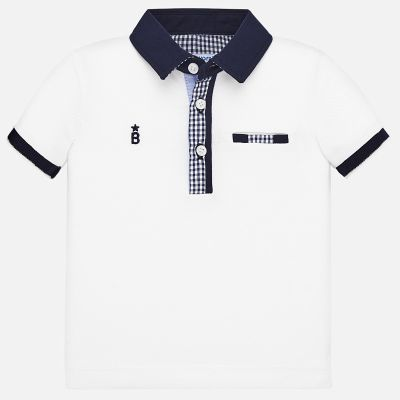 Mayoral Baby Boys Formal Polo Top 1145