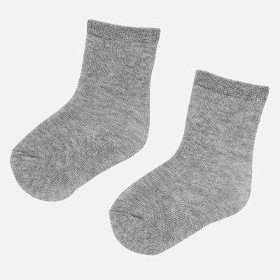 Mayoral Baby Boys Grey Socks 9159