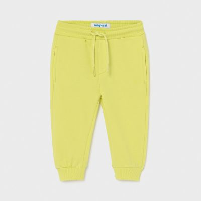 Mayoral Baby Boys Lime Joggers 711