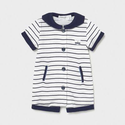 Mayoral Baby Boys Navy Sailor Shortie 1627