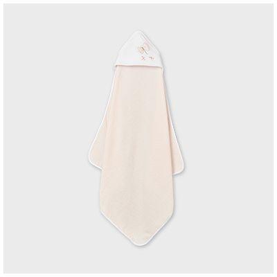 Mayoral Baby Girls Pink Hooded Towel 9925