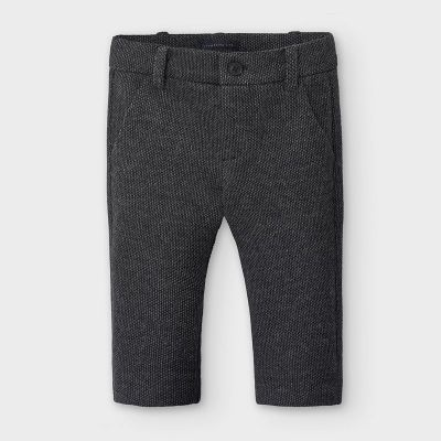 Mayoral Baby Grey Formal Trousers 2574