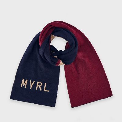 Mayoral Block Scarf 10888