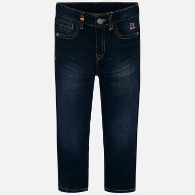 Mayoral Boys Dark Denim Jeans 4514