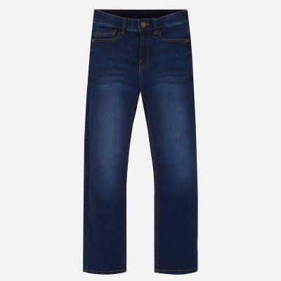 Mayoral Older Boys Dark Jeans 516