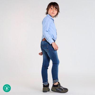 Mayoral Older Boys Skinny Fit Jeans 7533