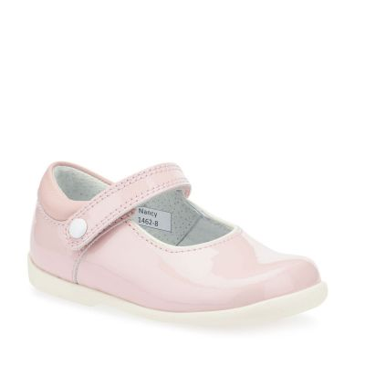 Start Rite Girls Nancy Pink First Shoes