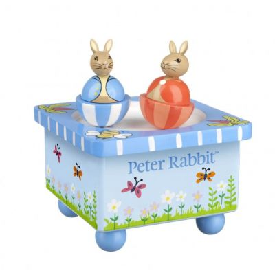 Orange Tree Peter Rabbit Music Box