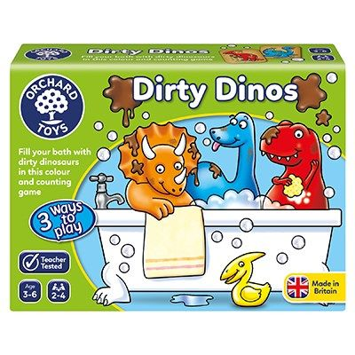 Orchard Toys Dirty Dino Game