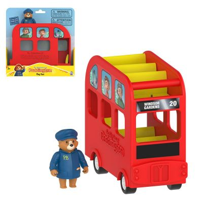Paddington Bear Play Bus