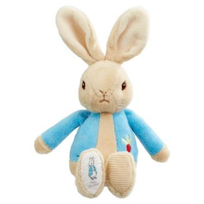Beatrix Potter Peter Rabbit Bean Rattle