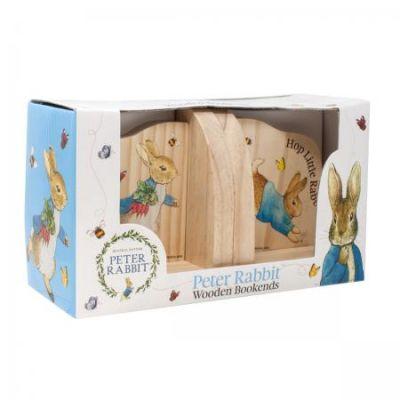 Beatrix Potter Peter Rabbit Wooden Bookends