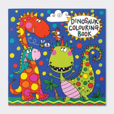 Rachel Ellen Dinosaur Colouring Book