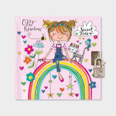 Rachel Ellen Over The Rainbow Secret Diary