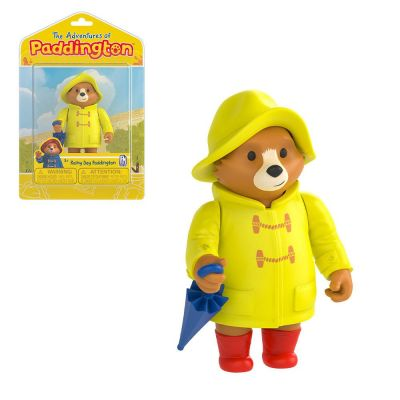 Raincoat Paddington Collectable Figure