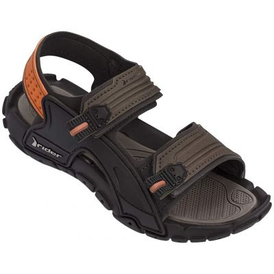 Rider Boys Brown Tender Sandals