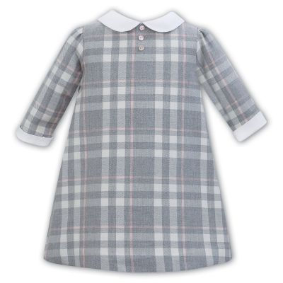 Sarah Louise Checked Dress 011372