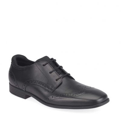Start-Rite Boys Tailor School Shoes