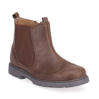 Start-Rite Brown Chelsea Boot