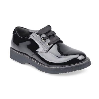 Start-Rite Girls Impact Patent School Shoe